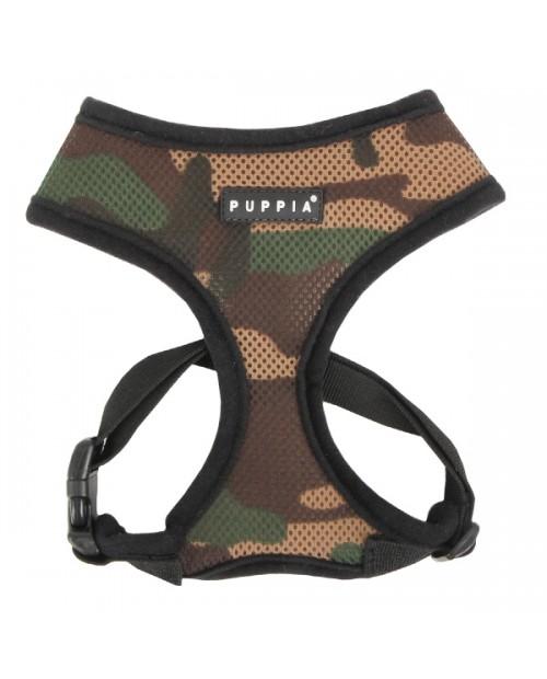 Szelki dla Psa Puppia Soft Harness A Camo