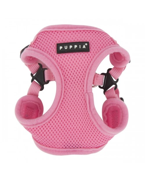 Szelki dla Psa Puppia Typ C Soft Harness Różowe