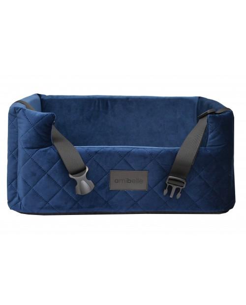 Fotelik samochodowy MOLLY Memory Lux niebieski