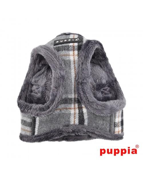 Ocieplane Szelki dla Psa Puppia - Kemp Harness B Grey
