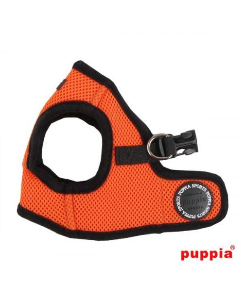 Szelki dla Psa Puppia Soft Vest Pomarańczowe