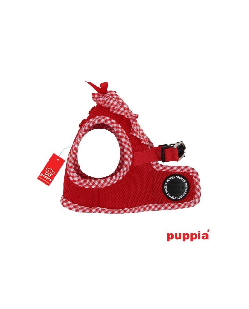 Szelki dla Psa Puppia Vivien B Red